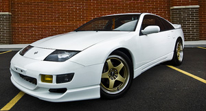 Nissan 300zx Performance Accessories