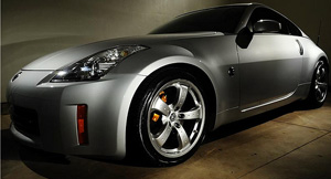 Nissan 350z Styling Accessories