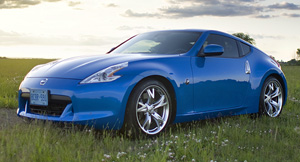 Nissan 370z Performance Accessories