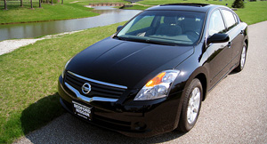 Nissan Altima Styling Accessories