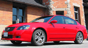 Nissan Altima Performance Accessories