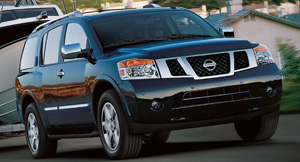 Nissan Armada Styling Accessories