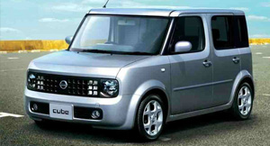 Nissan Cube Styling Accessories