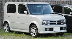 Nissan Cube Performance Accessories
