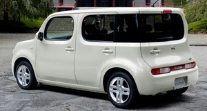 Nissan Cube Exterior Accessories