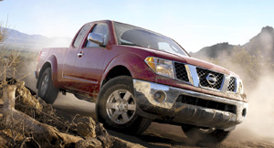 Nissan Frontier Styling Accessories