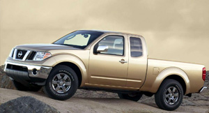 Nissan Frontier Performance Accessories