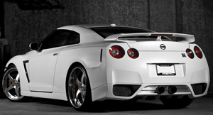 Nissan GT-R Styling Accessories