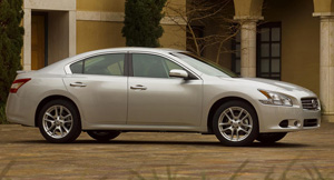 Nissan Maxima Performance Accessories