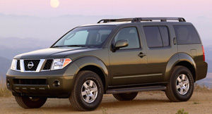 Nissan Pathfinder Styling Accessories