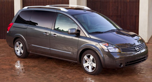 Nissan Quest Styling Accessories