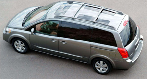Nissan Quest Performance Accessories