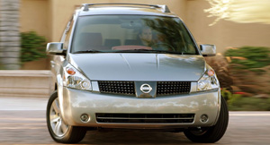 Nissan Quest Interior Accessories