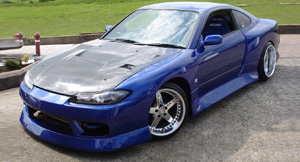 Nissan Silvia Styling Accessories
