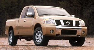 Nissan Titan Styling Accessories