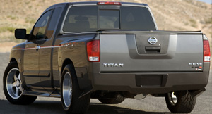 Nissan Titan Performance Accessories