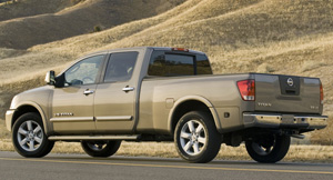 Nissan Titan Exterior Accessories