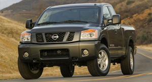 Nissan Titan Interior Accessories