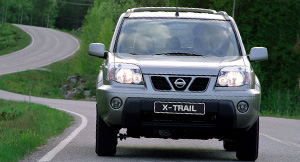 Nissan X-Trail Styling Accessories