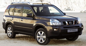 Nissan X-Trail Exterior Accessories